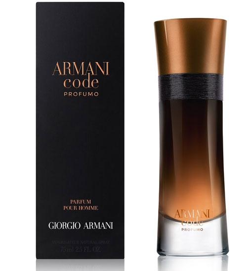 Giorgio Armani Code Profumo Pour Homme