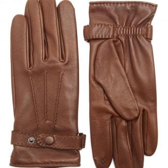 Теплые перчатки из кашемира