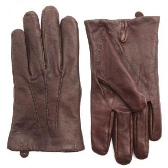 Теплые перчатки для мужчины
