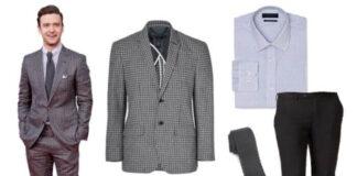 Одежда для мужчины 30-40 лет