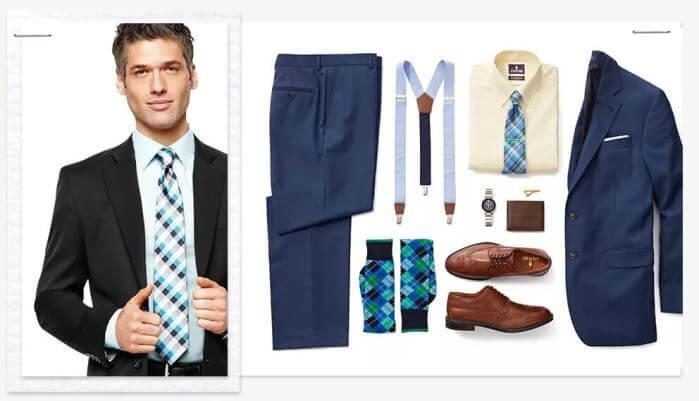 Одежда для мужчины 40-50 лет