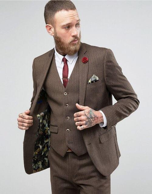 Базовый мужской костюм