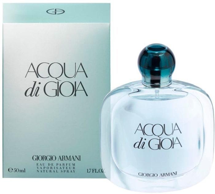 Духи Giorgio Armani Acqua Di Gioia