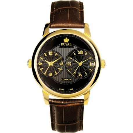 Часы с золотым корпусом