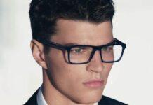 Мужские очки нерды